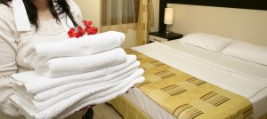 hotel linen services