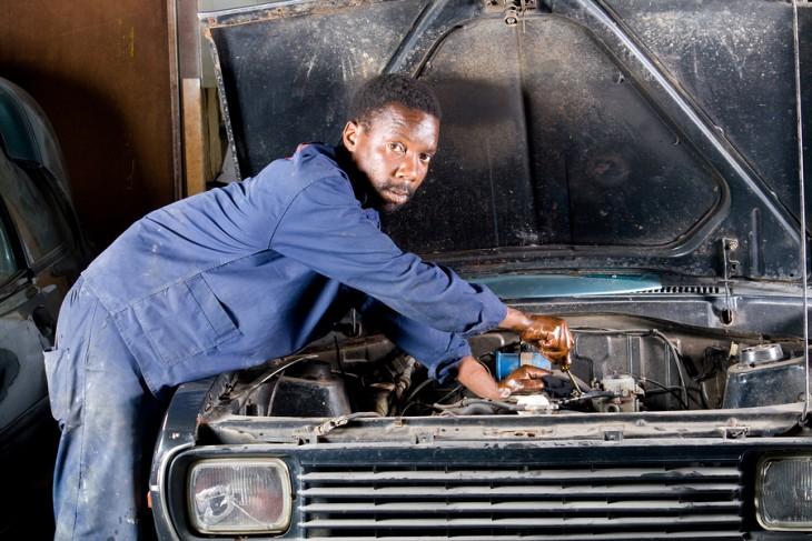 mechanic uniforms