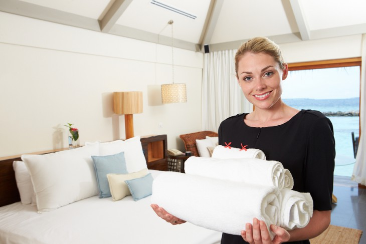 Get FREE quotes on purchasing Housekeeping Uniforms Today!