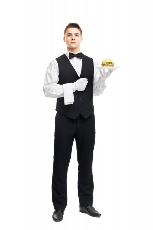 server uniforms