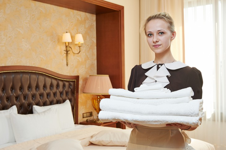 Lodging Industry Uniform Services