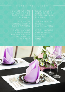 paper vs. linen