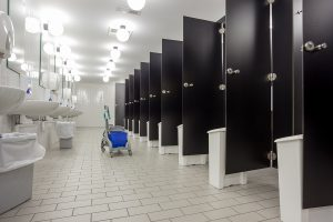 commercial facility restroom cleaning services