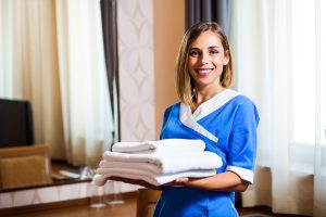 restaurant hotel hospital linen services facility product services