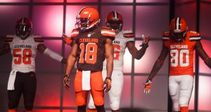 cleveland browns new uniforms marketing effort bad