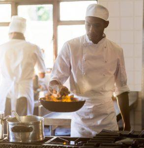 Kitchen Uniforms restaurant uniform with purpose