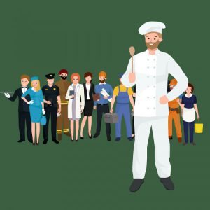 Uniform Nations Chef