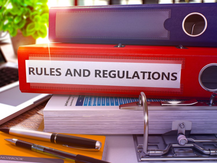 regulations plus legal guidelines pertaining so that you can ppe