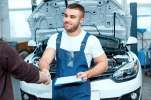 auto uniforms services make auto body shops dealerships successful